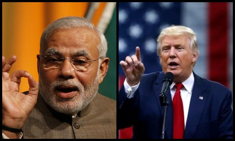 Modi and Trump to Meet in US on June 26