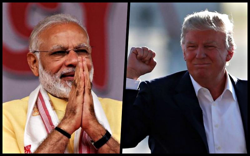 As Modi goes to Washington, he and Trump have much to celebrate, while also working towards progress in the ties between our two democracies. Credit: Reuters