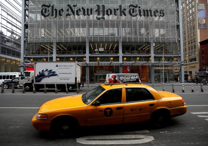 New York Times Offers Buyouts, Discards Public Editor Role