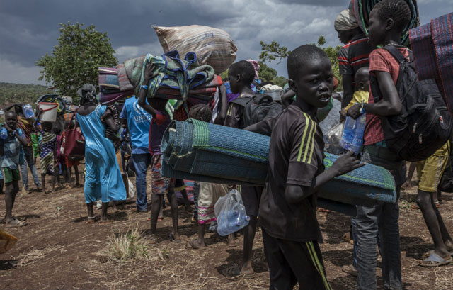 Unprecedented Inhumanity: One Person Displaced Every Three Seconds