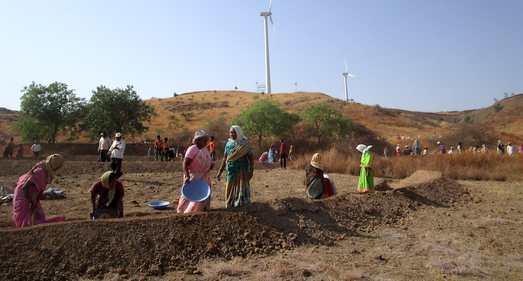 Villages in Maharashtra Adopt Watershed Management to Drought-Proof Themselves