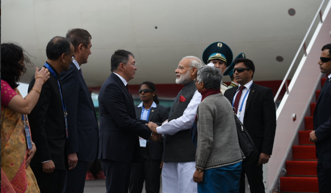 As Narendra Modi Arrives in Kazakhstan for SCO Meet, Here's What's in Store