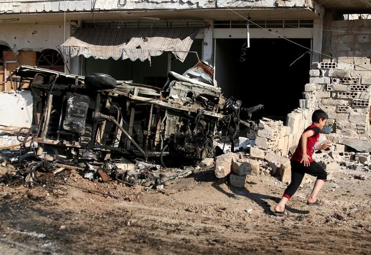 US Says March Air Strike in Syria Was Valid, Legal; Rights Group Disputes Findings