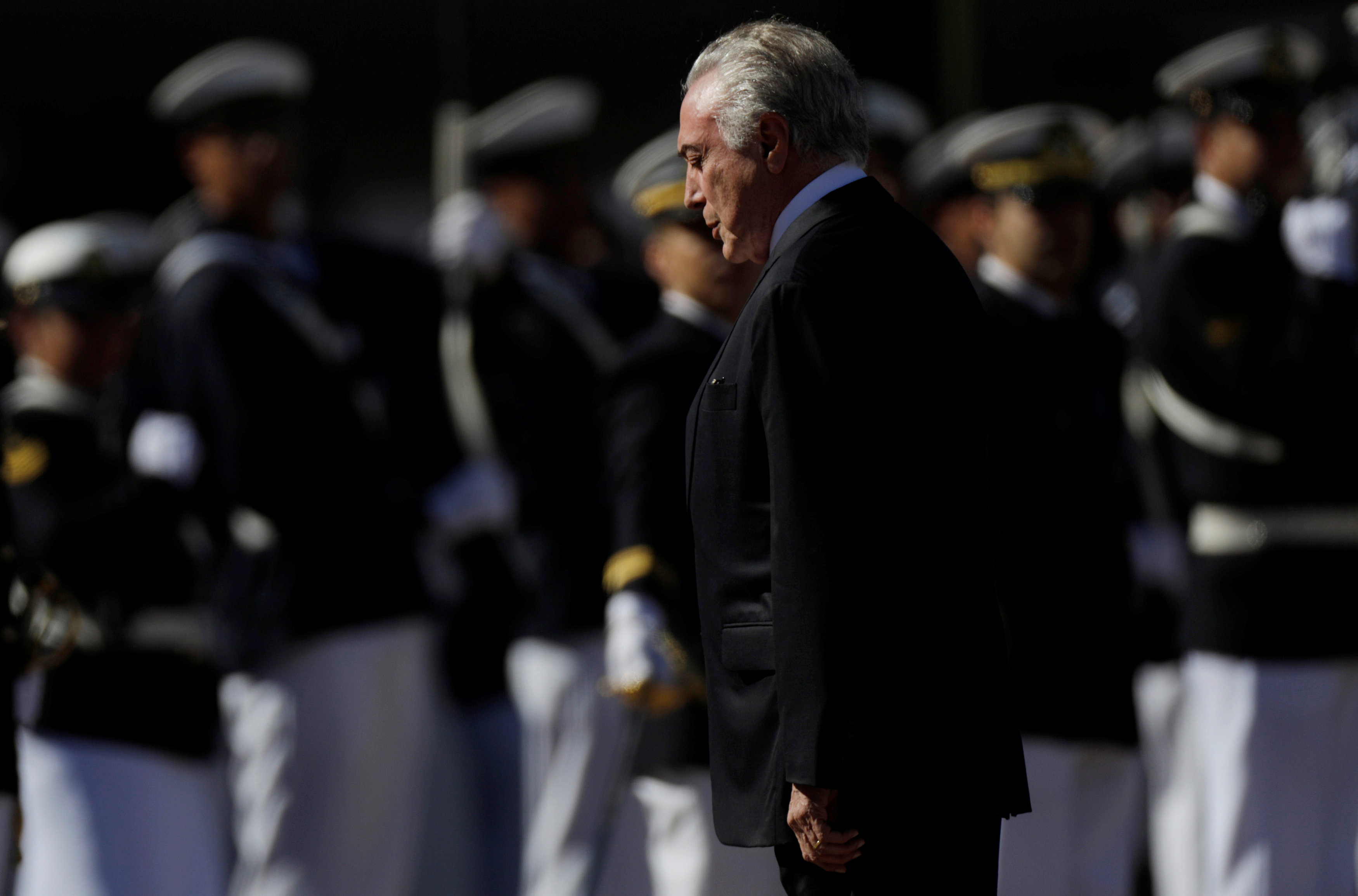 Brazil Electoral Court Dismisses Case That Could Have Ousted Temer