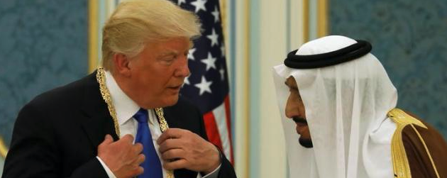 Qatar-Saudi Rift is Part of the Turmoil Trump's Visit Left Behind in West Asia