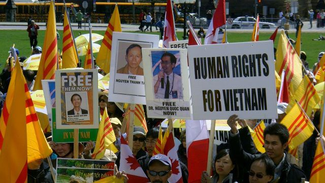 Vietnam Human Rights Report Indicates Intimidation and Violence Against Critics