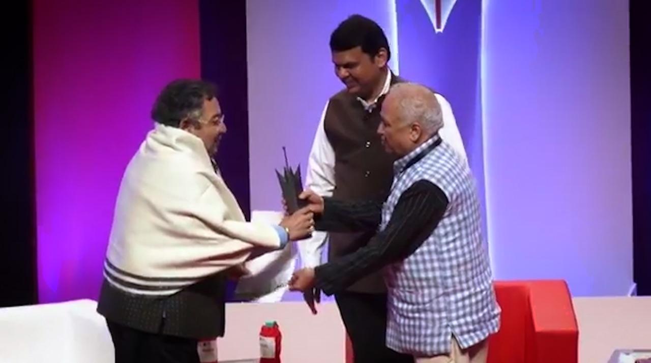Jan Gan Man Ki Baat': Vinod Dua's Acceptance Speech at the