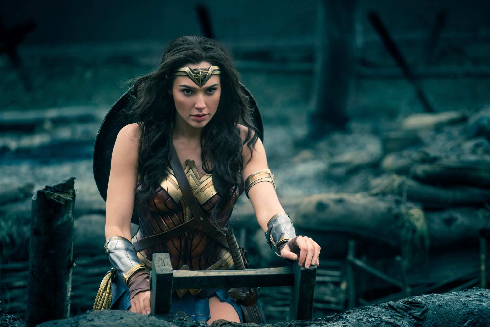 In 'Wonder Woman', a Superhero Finally Wonders – 'Are Humans Worth Saving?'