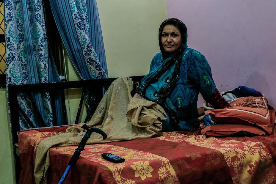 Zubaida. Credit: Ishtiaq Wani