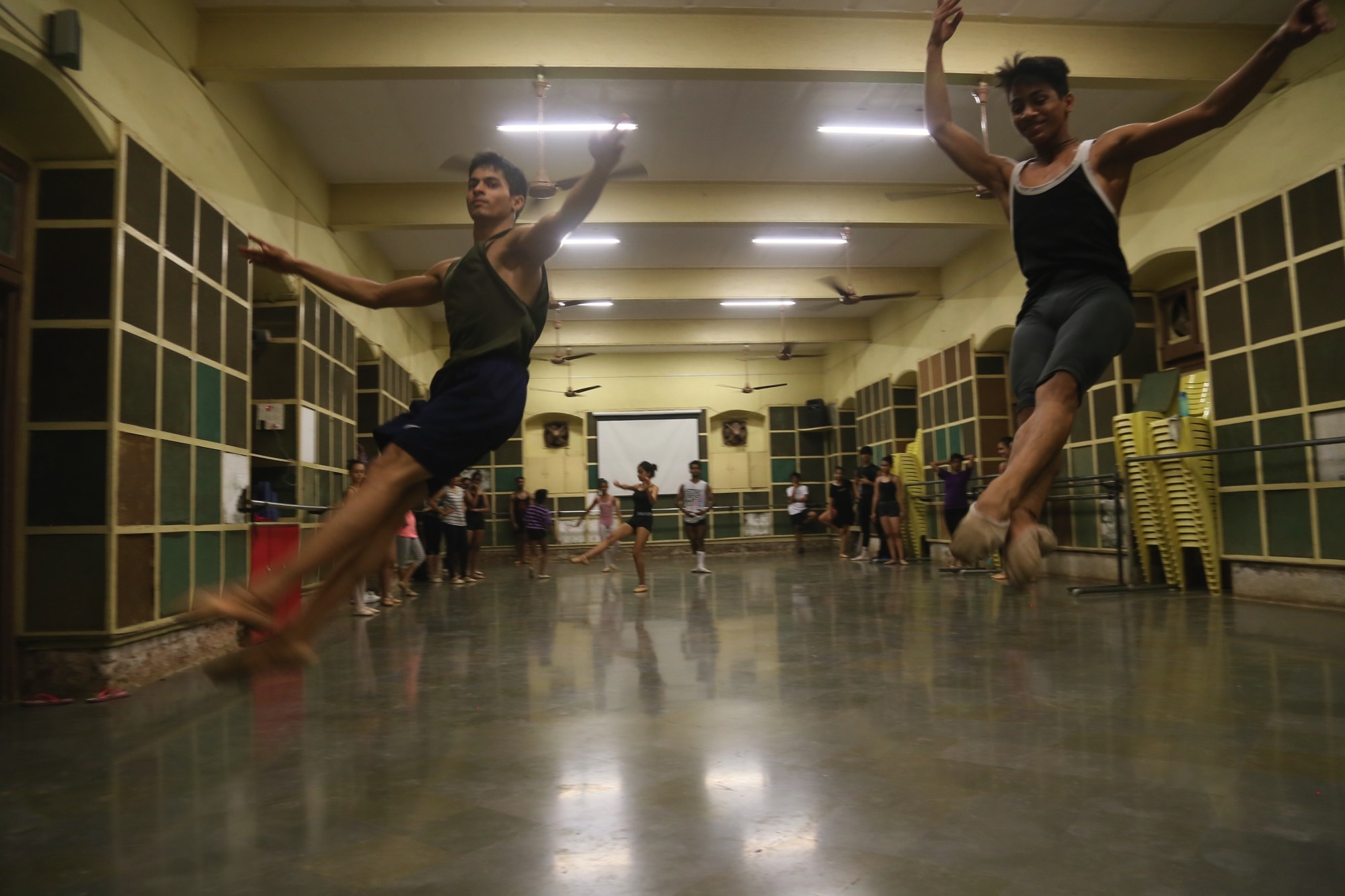 The Journey of Two Mumbai Boys Into the World of Classical Ballet