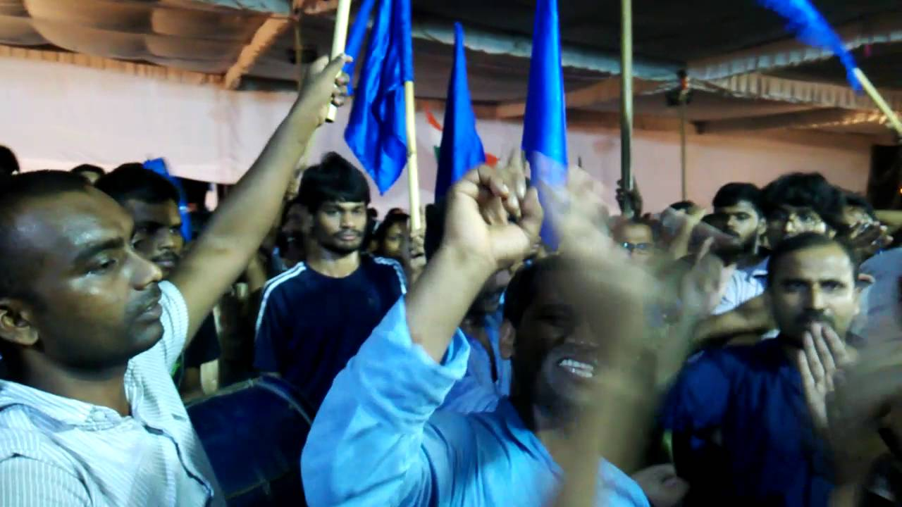 Ambedkarite Group Protests Against ABVP Inviting V.K. Singh to JNU