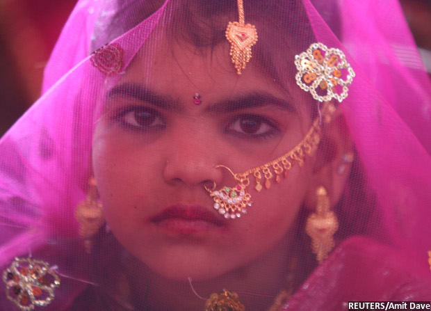 Child Marriages Rising in Urban India, Declining in Rural