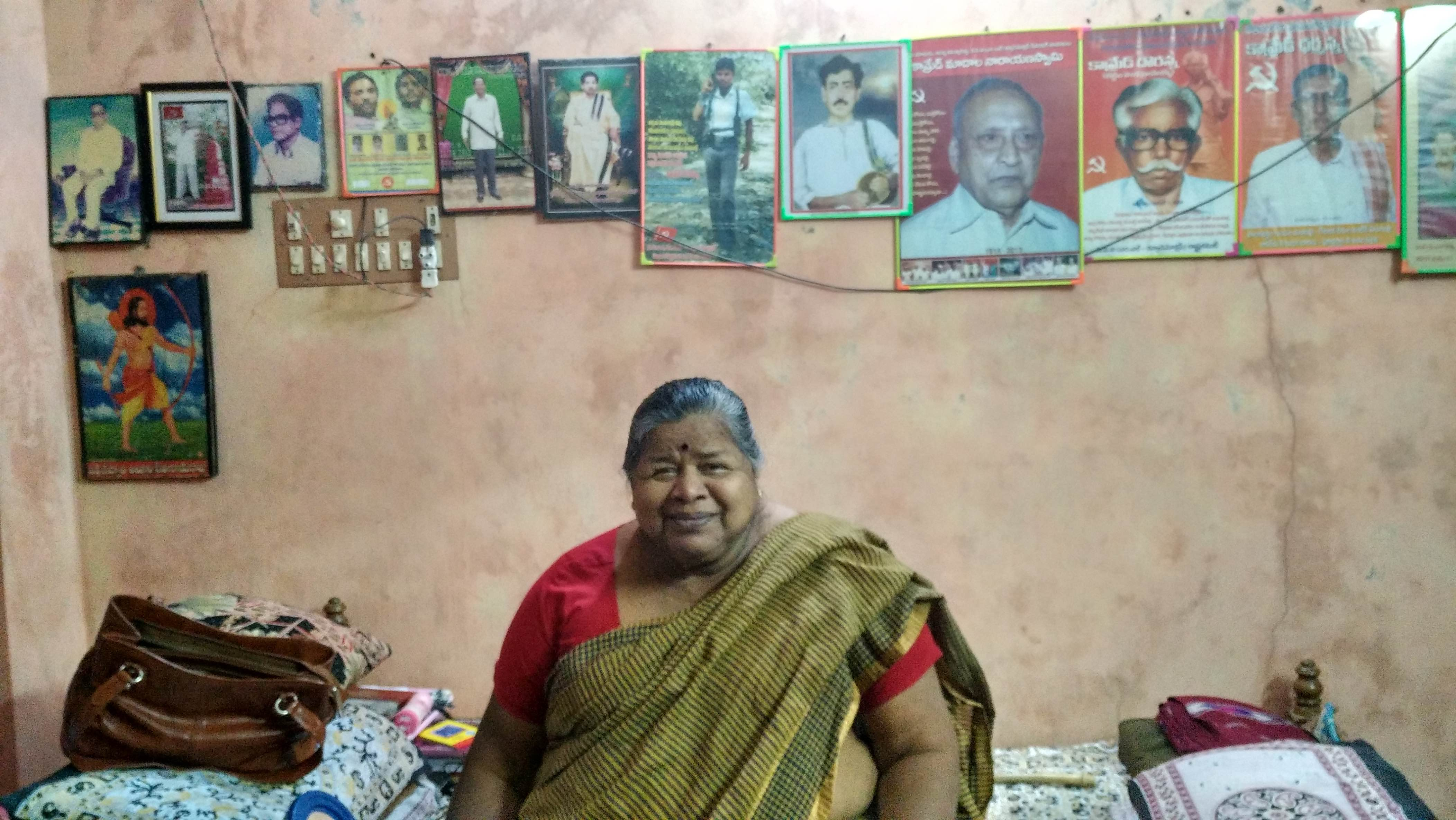 In Srikakulam, A Mother Relives Choices She Made 50 Years Ago – To Pick up a Gun, To Give up a Baby