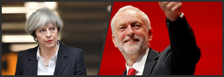 As the Tories Lose Their Footing, an Impending Rise of the Left Under Corbyn