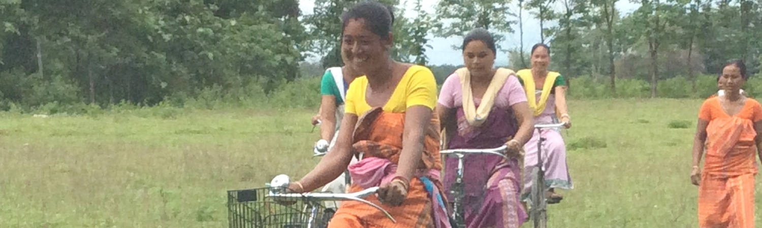 In Assam, Bodo Women Are Cycling Their Way to Freedom
