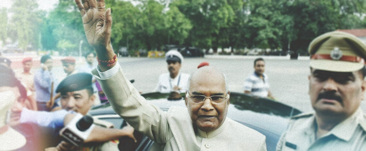 The Challenges Facing Ram Nath Kovind as President Are Both Particular and National