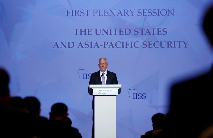US Raises Pressure on China Over North Korea, South China Sea