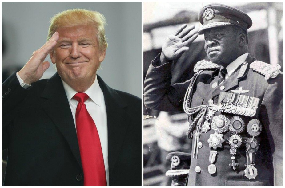 What Do Donald Trump and Idi Amin Have in Common? Hint: Its How They Communicate