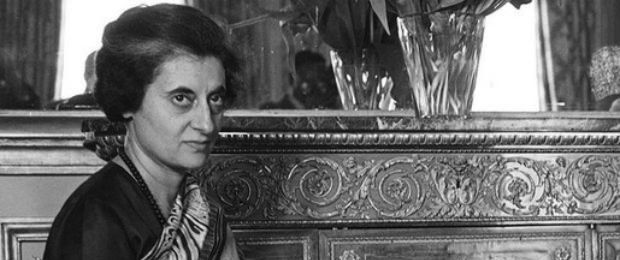 Past Continuous: Indira in 1978, or The Anatomy of a Comeback