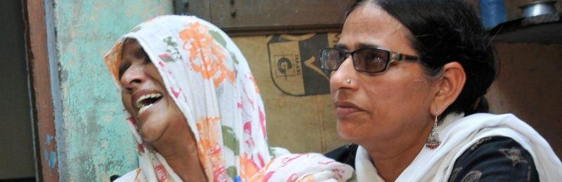 In Junaid's Village, an Eid Moon Felt, Not Sighted