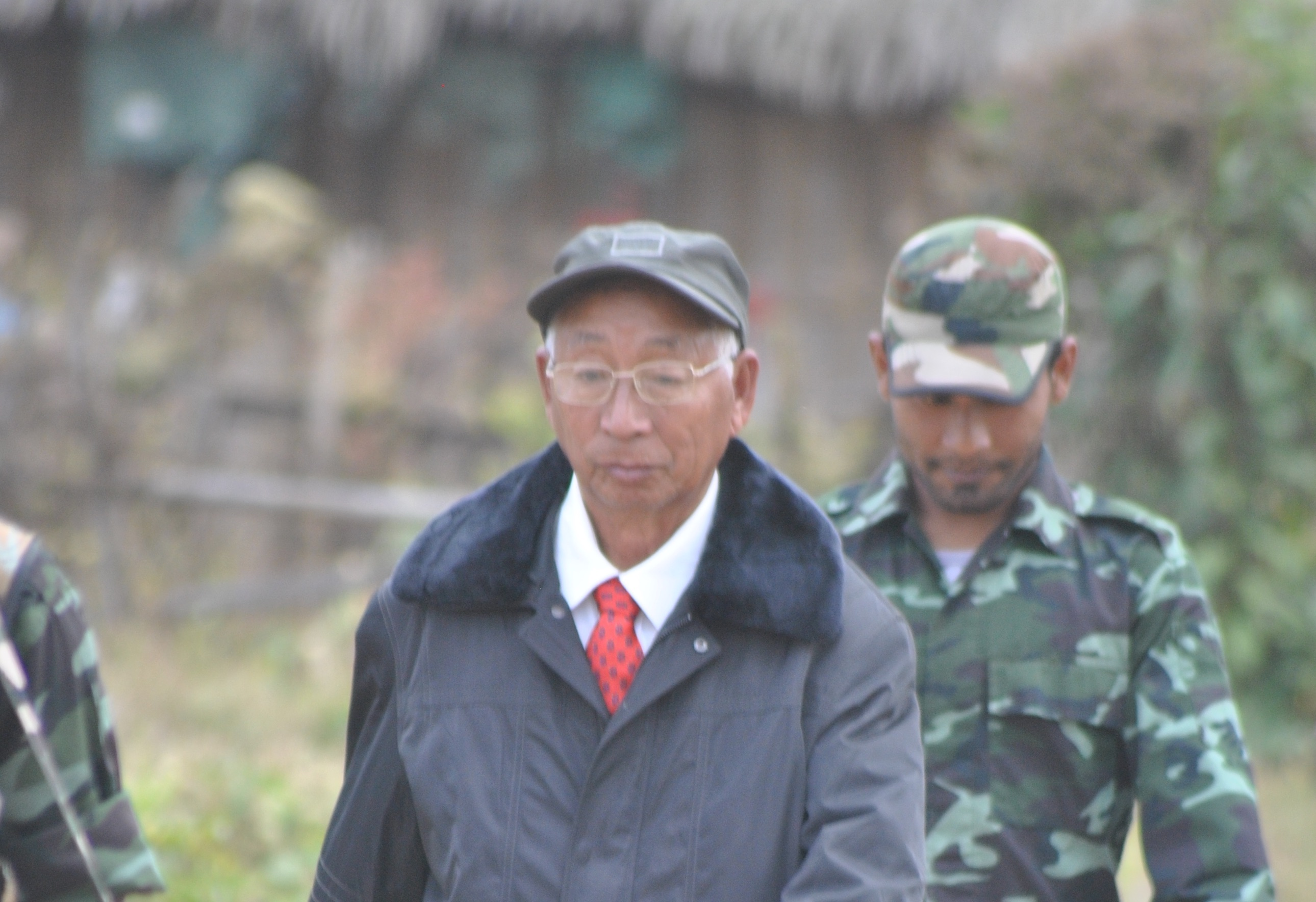 Myanmar Army Takes Control of NSCN-Khaplang Headquarters