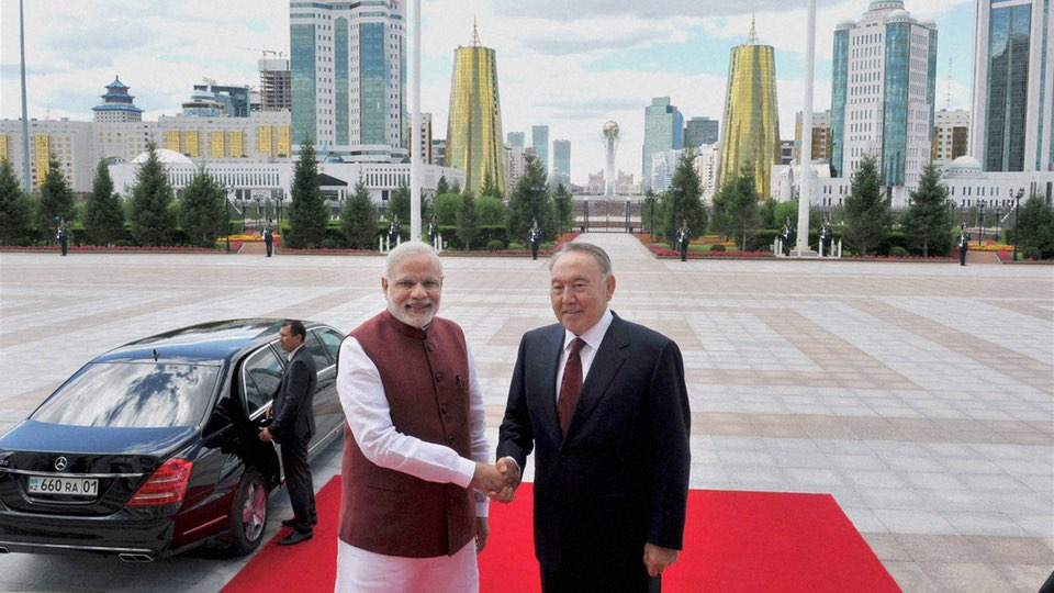 SCO Membership Is a Stepping Stone, India's Real Destination is Central Asia
