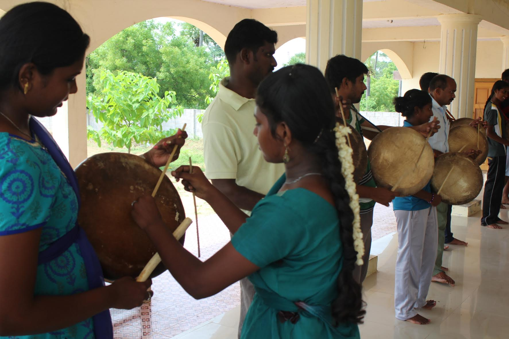 How Tamil Artistes Are Playing the Parai to a New Beat – of Liberty, Away From Caste