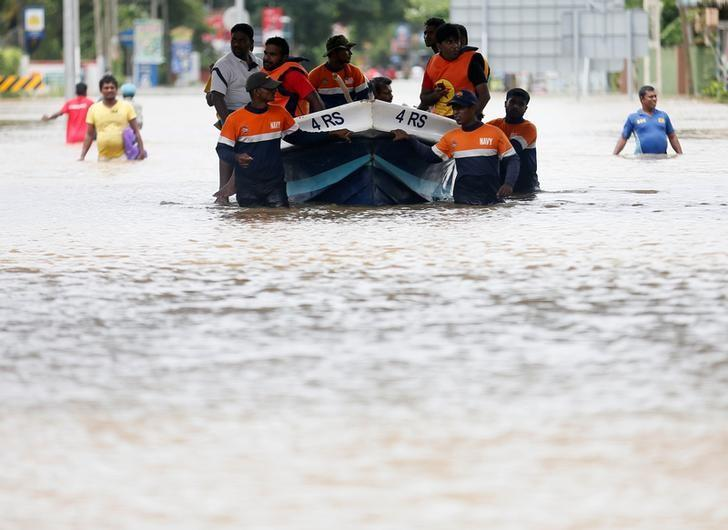 Sri Lankan President Blames Lack of Flood Prevention Plans for Disaster