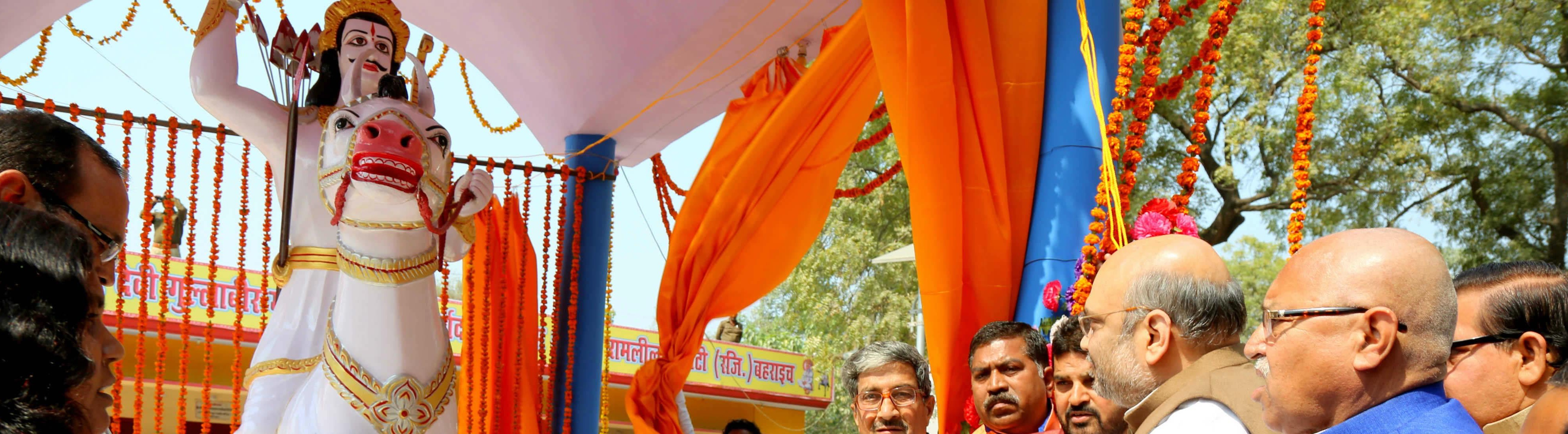 There is a Complex Plan Behind Hindutva's Use of Dalit Iconography