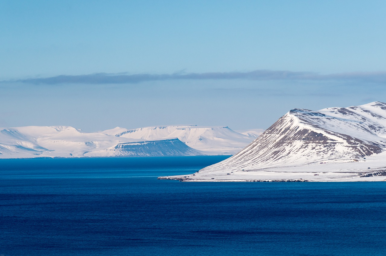 Why Scientists Are Recording Less Carbon Dioxide Than Expected Over an Arctic Archipelago
