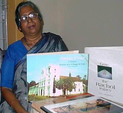 Teresa Albuquerque, Historian of Colonial Bombay and the Goan Diaspora, is No More