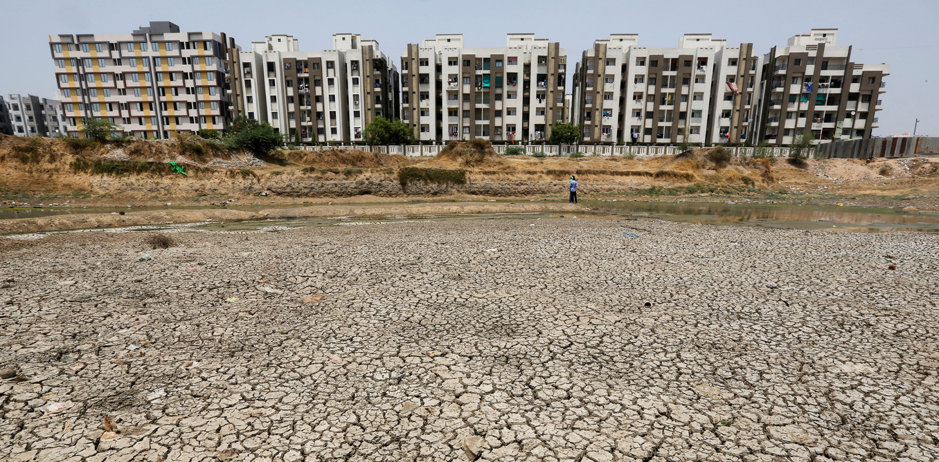 Indian Wells Are Drying up at an Alarming Rate
