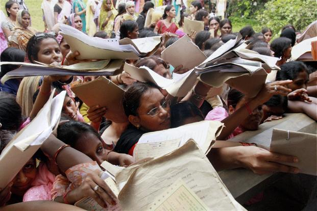 India's 'Jobless Growth': Employment Exchanges Struggle to Place Job-Seekers