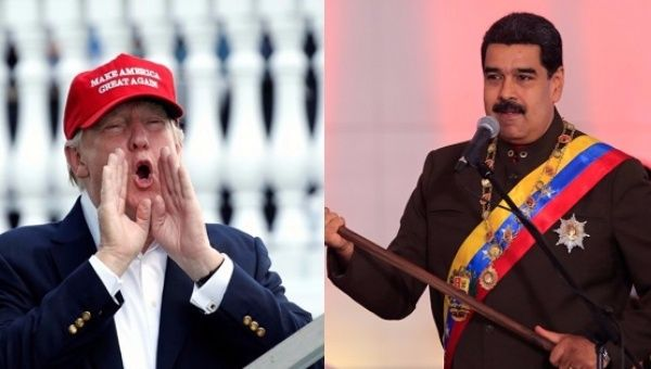 Following Trump's Threats, Maduro Leaps to Venezuela's Defence
