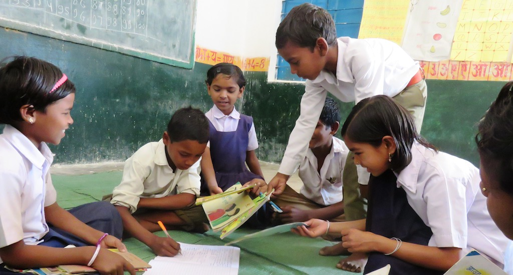 Books in Tribal Languages Breathe New Life Into Schooling