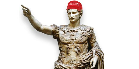 What Emperor Augustus Can Tell Us About Post-Truth Politics