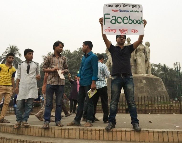 Bangladesh's ICT Act Has Led to Hundreds of Lawsuits Over Online Speech