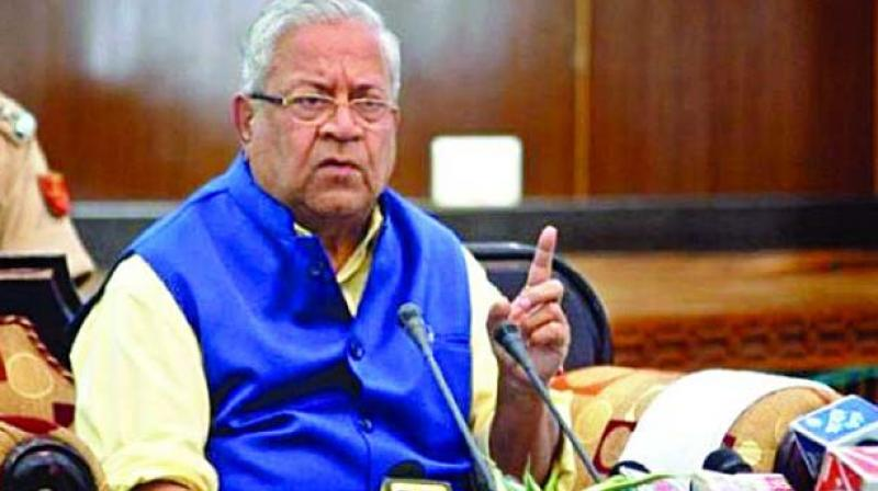 NPF Alleges Nagaland Governor Was Partisan