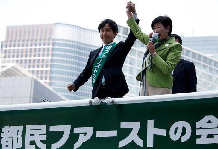 Tokyo Heads to Polls in Troubling Vote for Prime Minister
