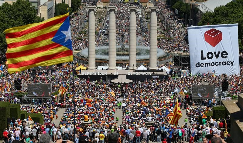 Catalonia to Exit Spain Within 48 Hours of Secession Vote, Says Draft Bill