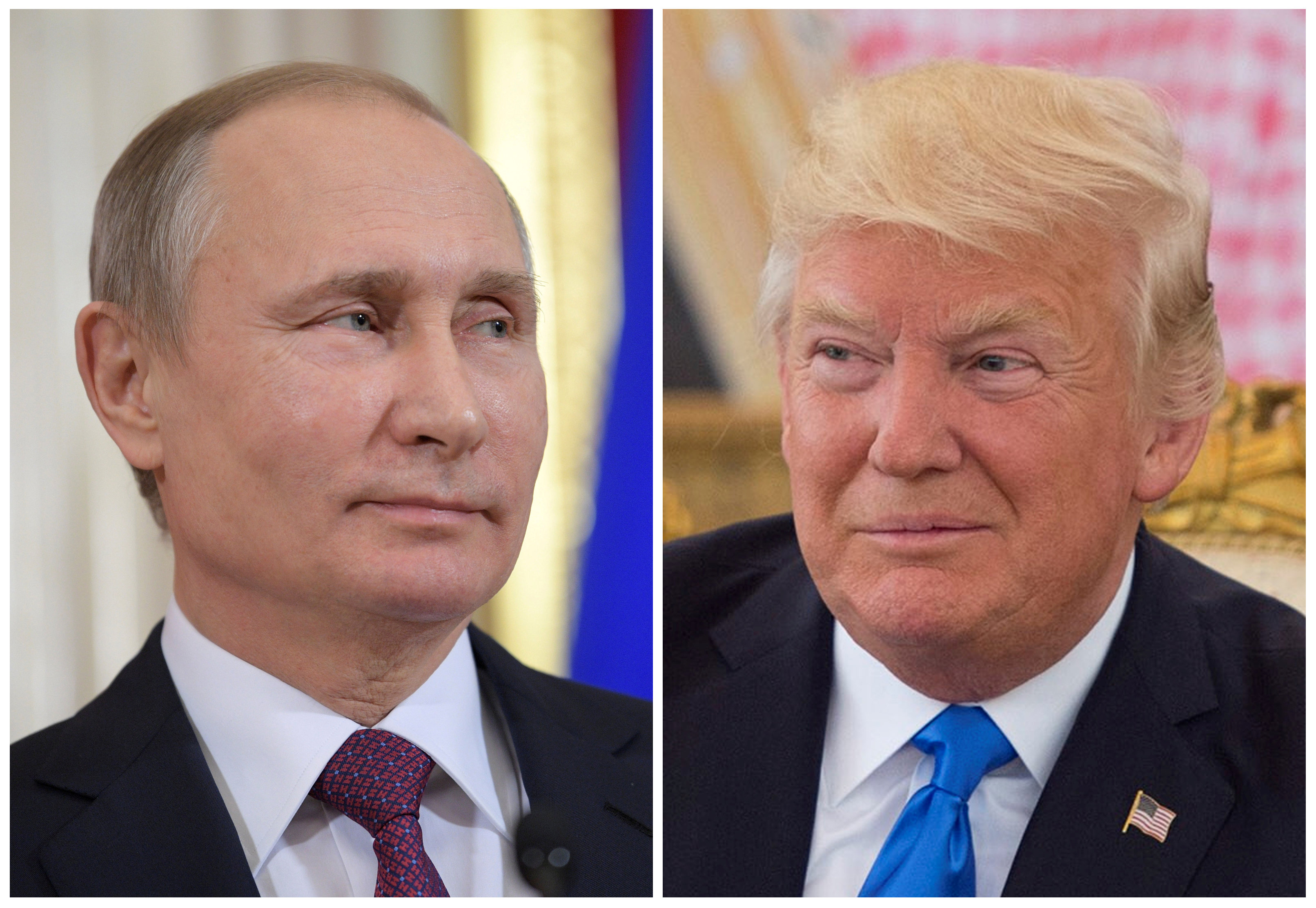 Trump to Meet Putin for First Time at G20 Summit