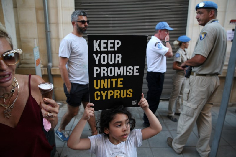 Cyprus Reunification Talks Fail, UN Chief Apologises
