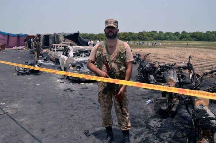 Pakistan Tells Shell Unit to Pay $2.4 Million in Damages for Blast