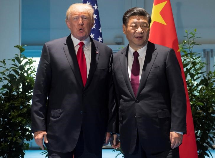 Trump and Xi Keep it Amicable at G20 on North Korea and Trade
