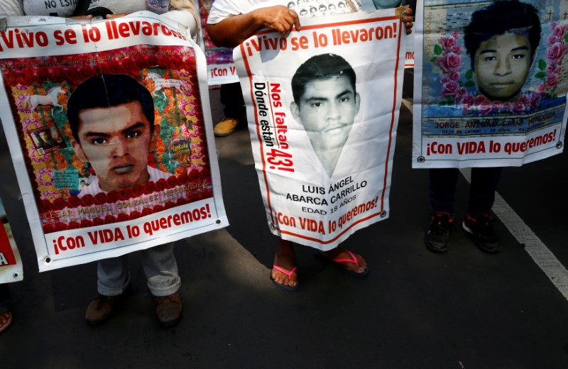 Investigators Looking Into Missing Students Were Targeted With Spyware in Mexico