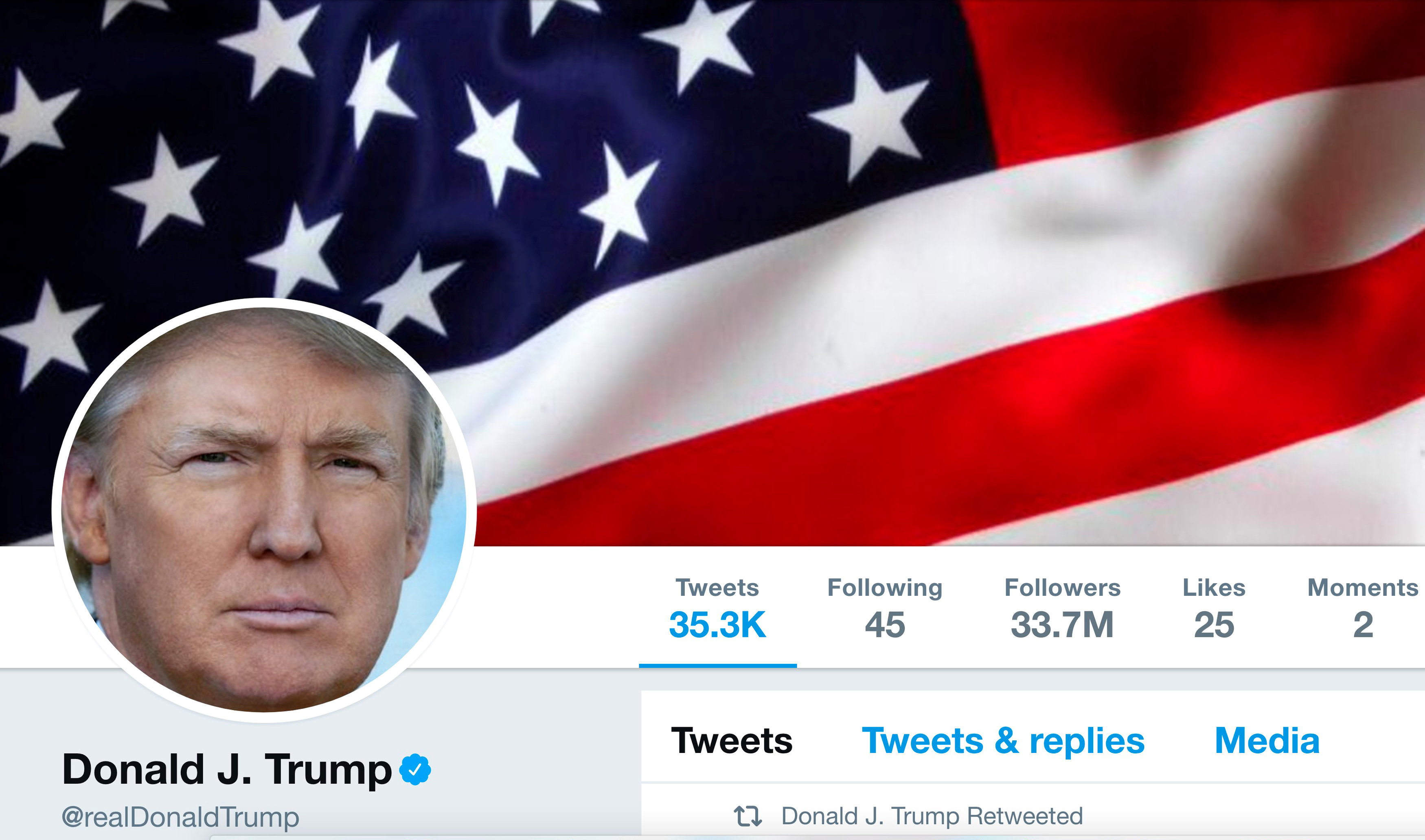 US First Amendment Group Sues Trump for Blocking Twitter Users