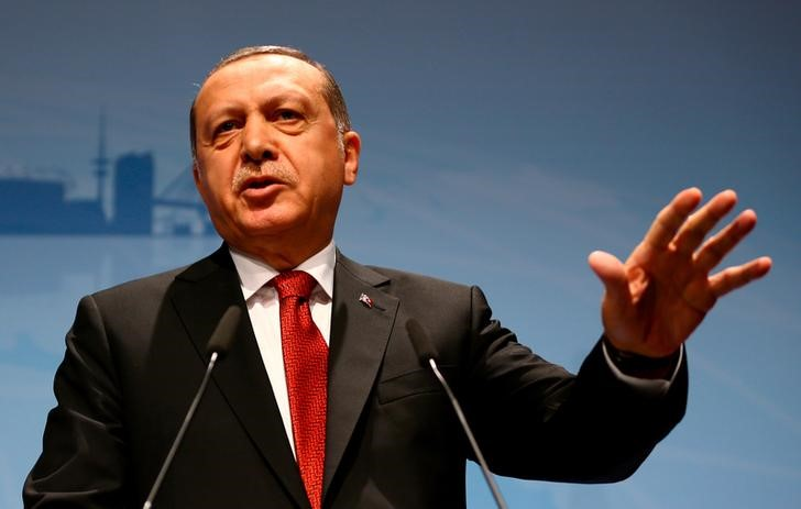 Turkey President Erdogan Rules out Lifting Emergency Rules