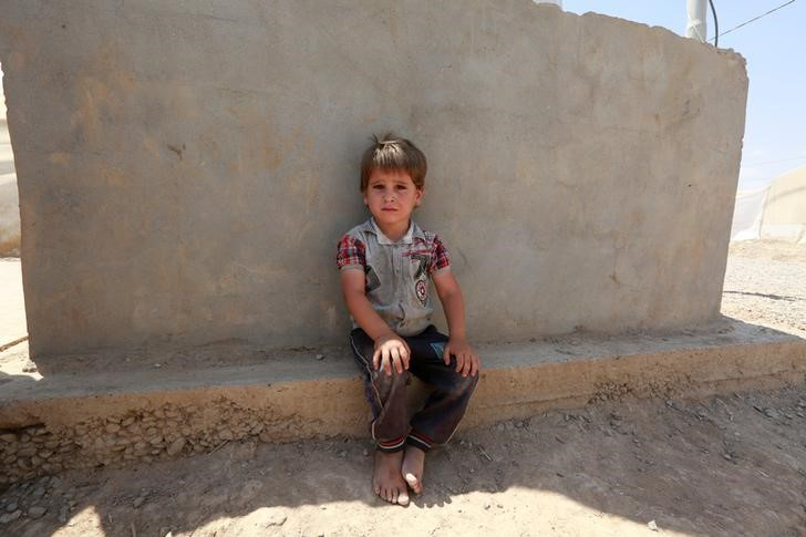 Rights Group Alleges Iraq Is Collectively Punishing ISIS Families