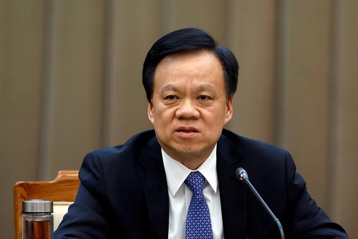Rising Chinese Political Star Chen Miner Promoted by Party