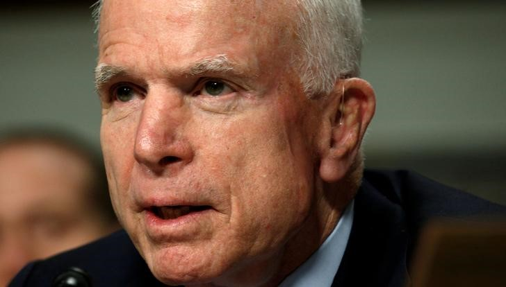 Healthcare Vote Delayed Due to McCain's Surgery